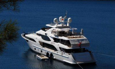 Motoryacht Charter Greece