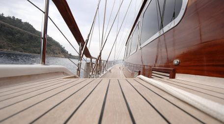 Motor Sailer yacht Athen