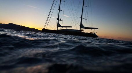 Motorsailer Yacht Charter