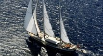 Motorsailer yacht For Sale Greece