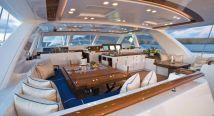 Motorsailer Yacht in Greece