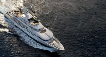 Motoryacht charter Greece