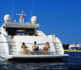 Motoryacht in Greece Contact